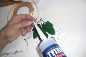 клея для стекла «Титан»