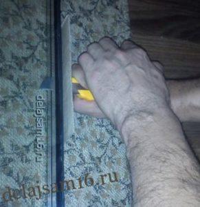 ремонт стеклопакета своими руками