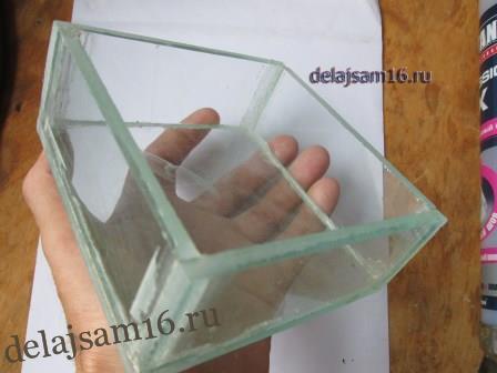 Что можно сделать из стекло своими руками 16