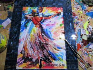 мозаика из стекла (mosaic )