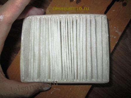 Как сделать фильтр для пылесоса samsung своими руками